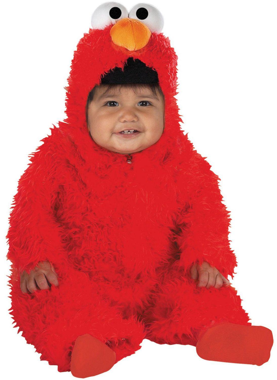Buy cheap super cute elmo sesame street plush adult mascot