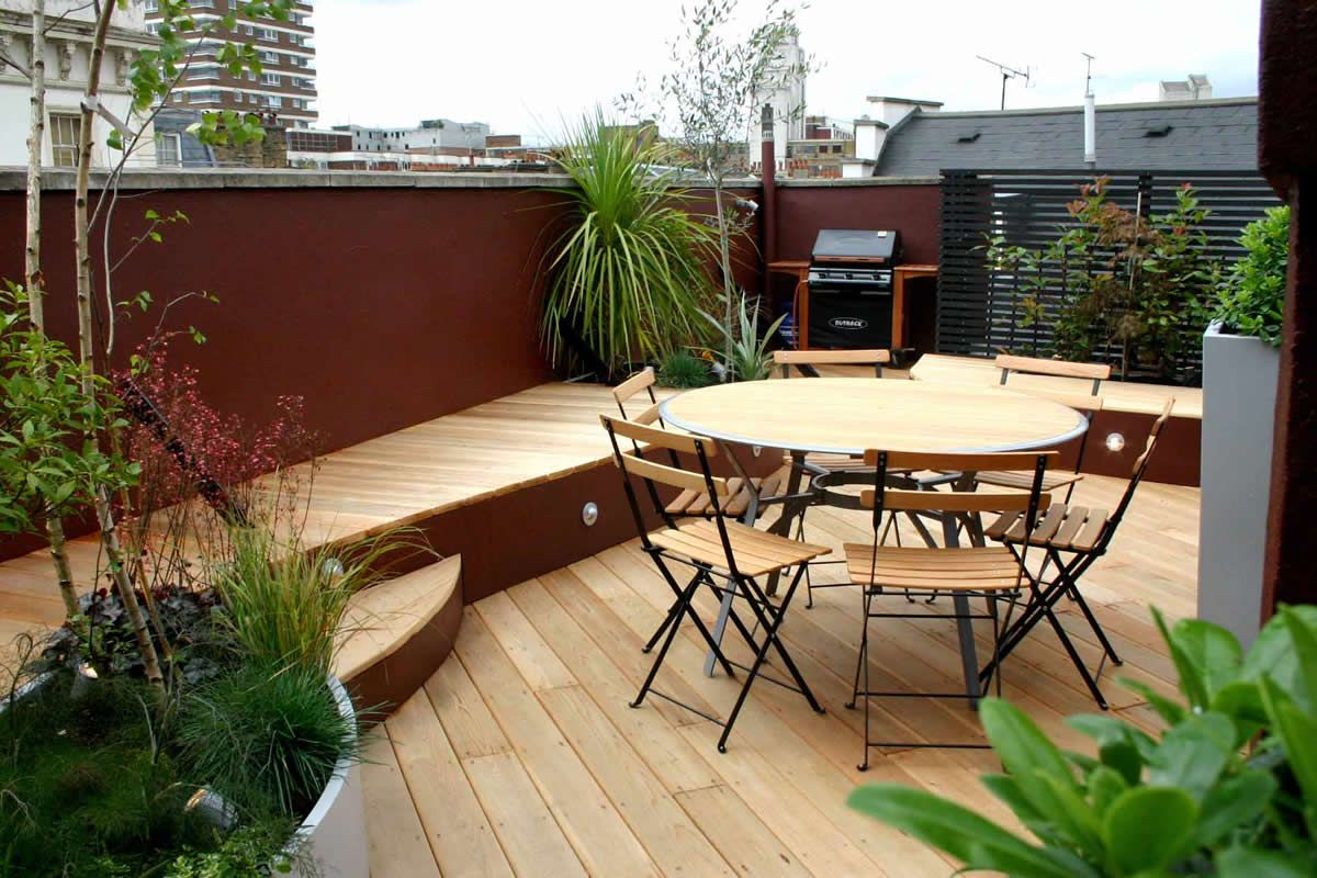 Resultado de imagen para diseño de azoteas modernas | Terrazas ...