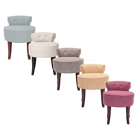 vanity chair with storage. Safavieh Georgia Vanity Stool  Enclave Pinterest stool