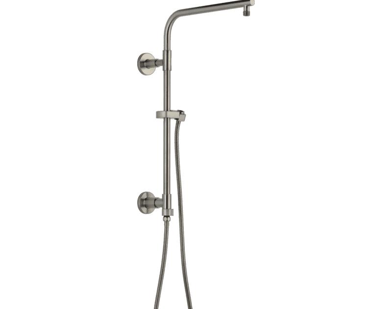 faucet to shower converter hose system