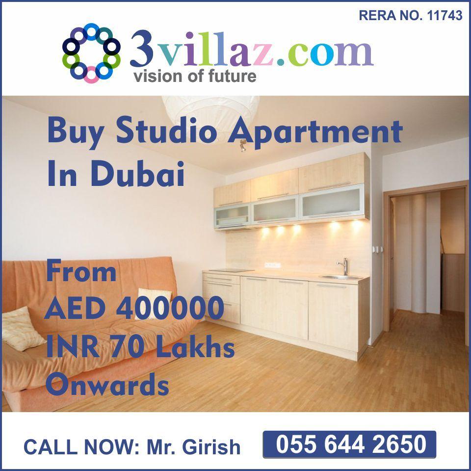 Cheap Apartments For Rent Dubai: Buy #StudioApartments In #Dubai