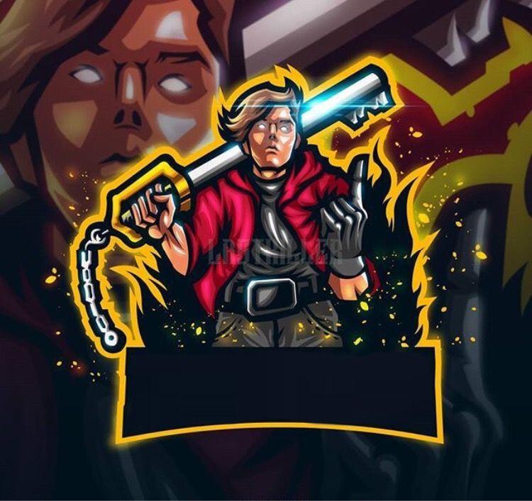 Pin Oleh Otpirusthree Studio Di Logo Banner Logo Seni Desain Logo Game Logo Game