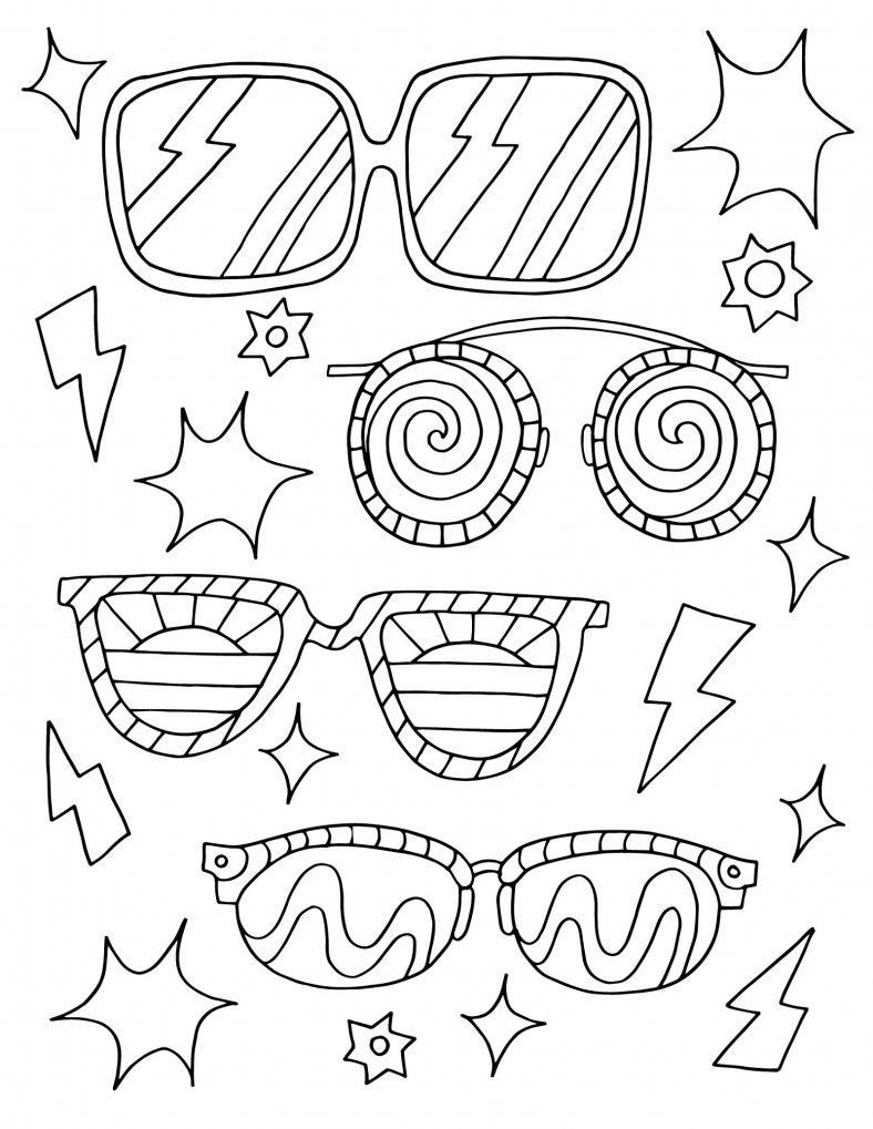 Free Printable Coloring Pages for Adults | 101 Coloring in 2020 | Summer coloring  pages, Kids printable coloring pages, Coloring pages