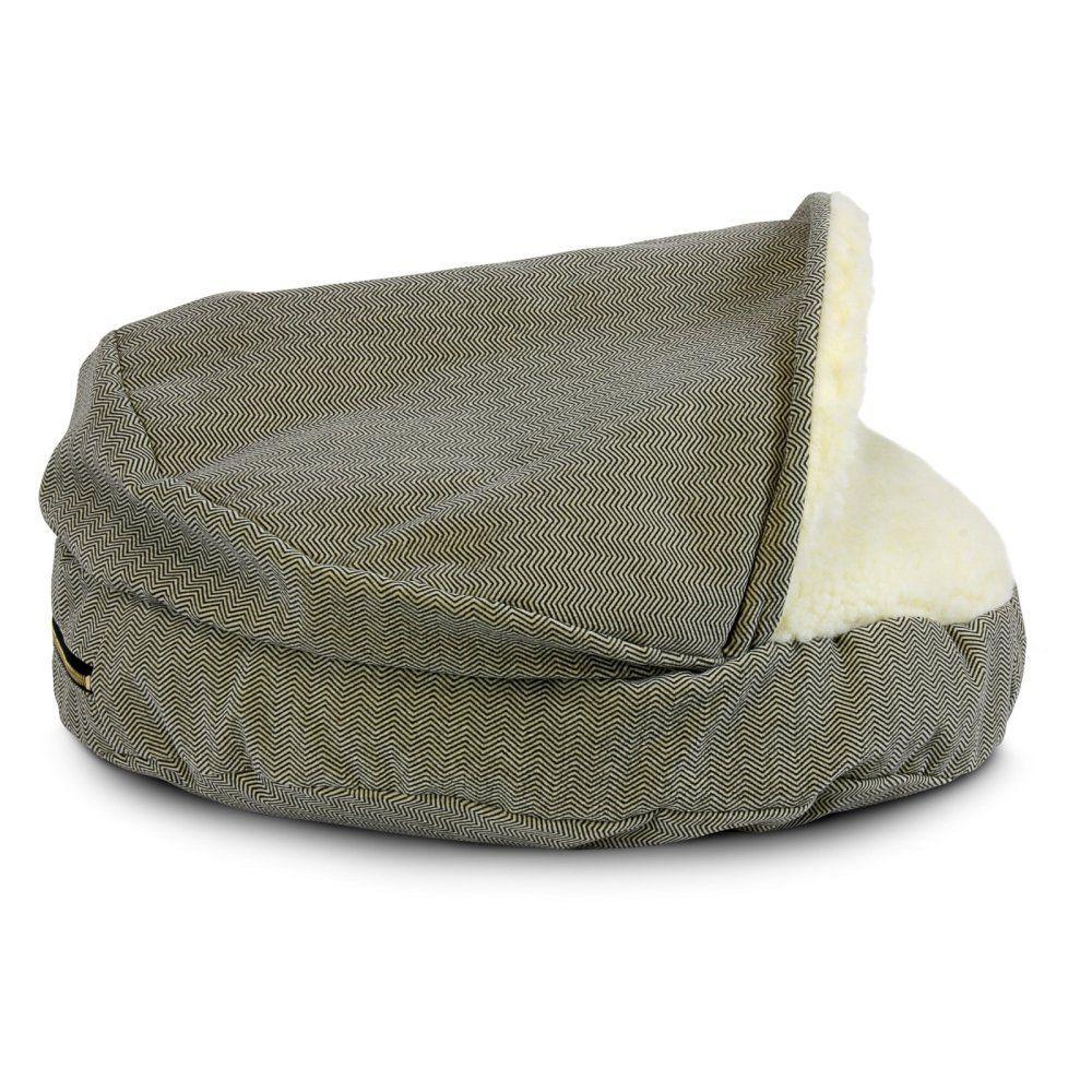 Snoozer Luxury Orthopedic Cozy Cave Pet Bed, XLarge