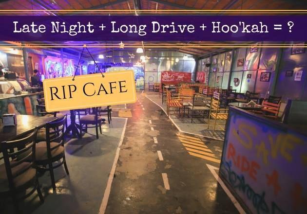 Late Night Long Drive Hoo Kah Rip Cafe Rip Cafe Riders Inn Peace Cafe Address 19 Manchnayakanahalli Near Wonderla Gate Bid Cafe Restaurant Cafe Night