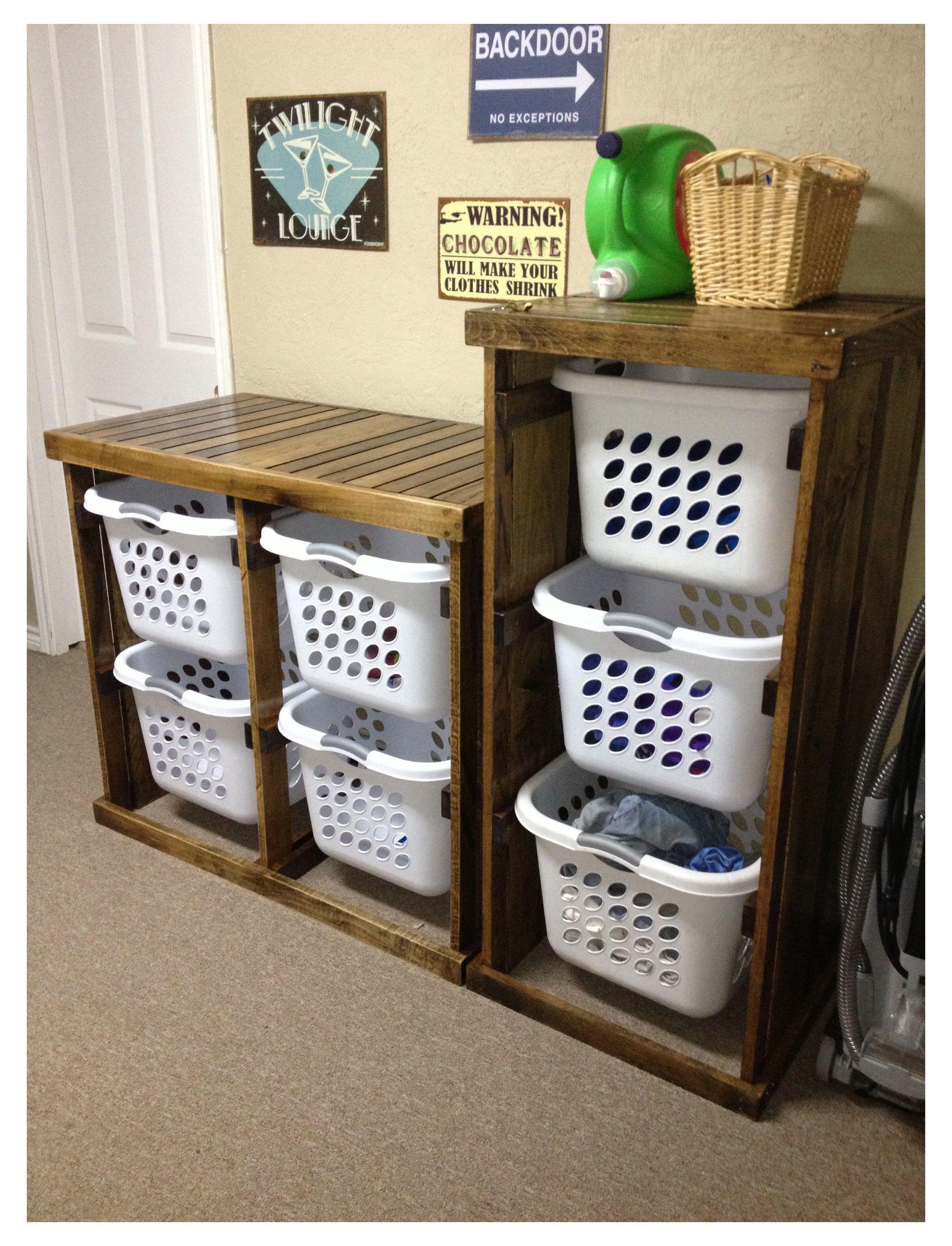 Laundry System Laundry System In 2020 Laundry Room Diy Laundry Room Decor Diy Laundry