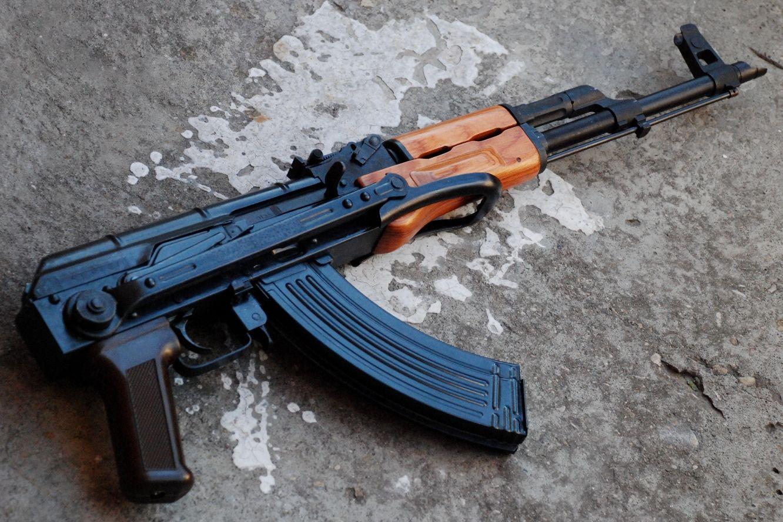 Resultado de imagem para AKS-47