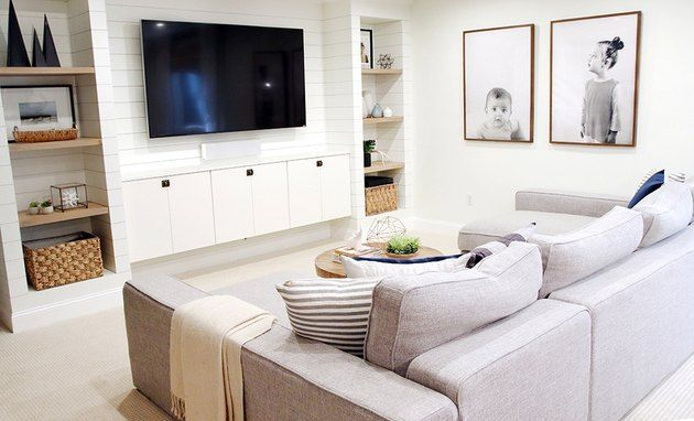 10 Undeniably Fun Media Room Ideas | Hunker #mediarooms