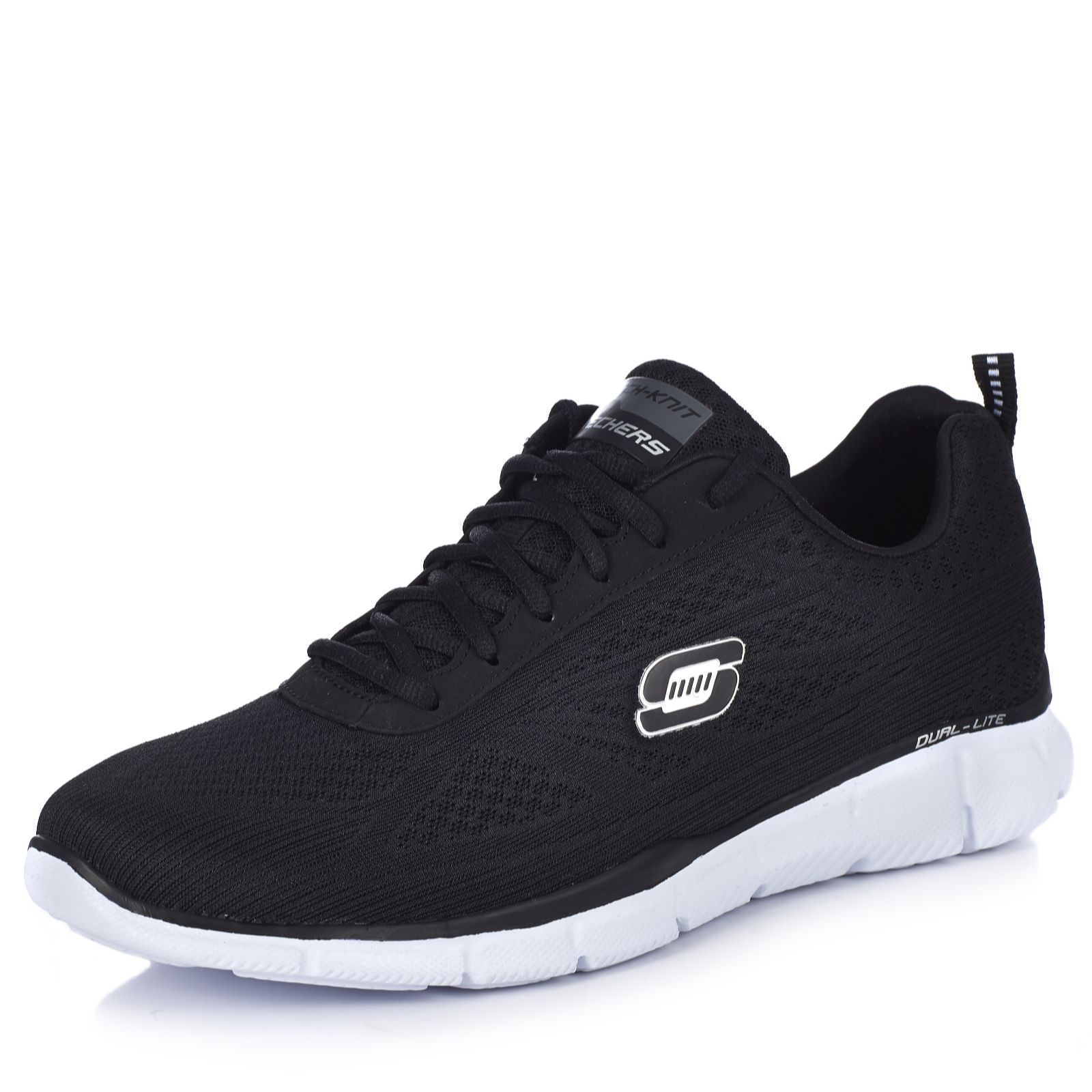 149014 Skechers Men's Equalizer Quick Reaction Trainer with Gel Top Memory  Foam QVC Price: £
