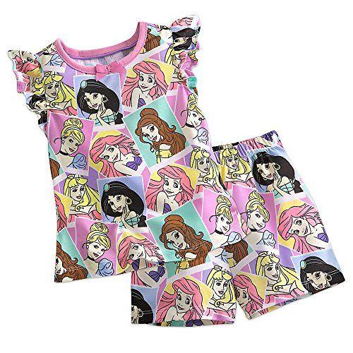 Disney All Princess Nightgown Nightshirt Princesses Snow White Tinkerbell NEW