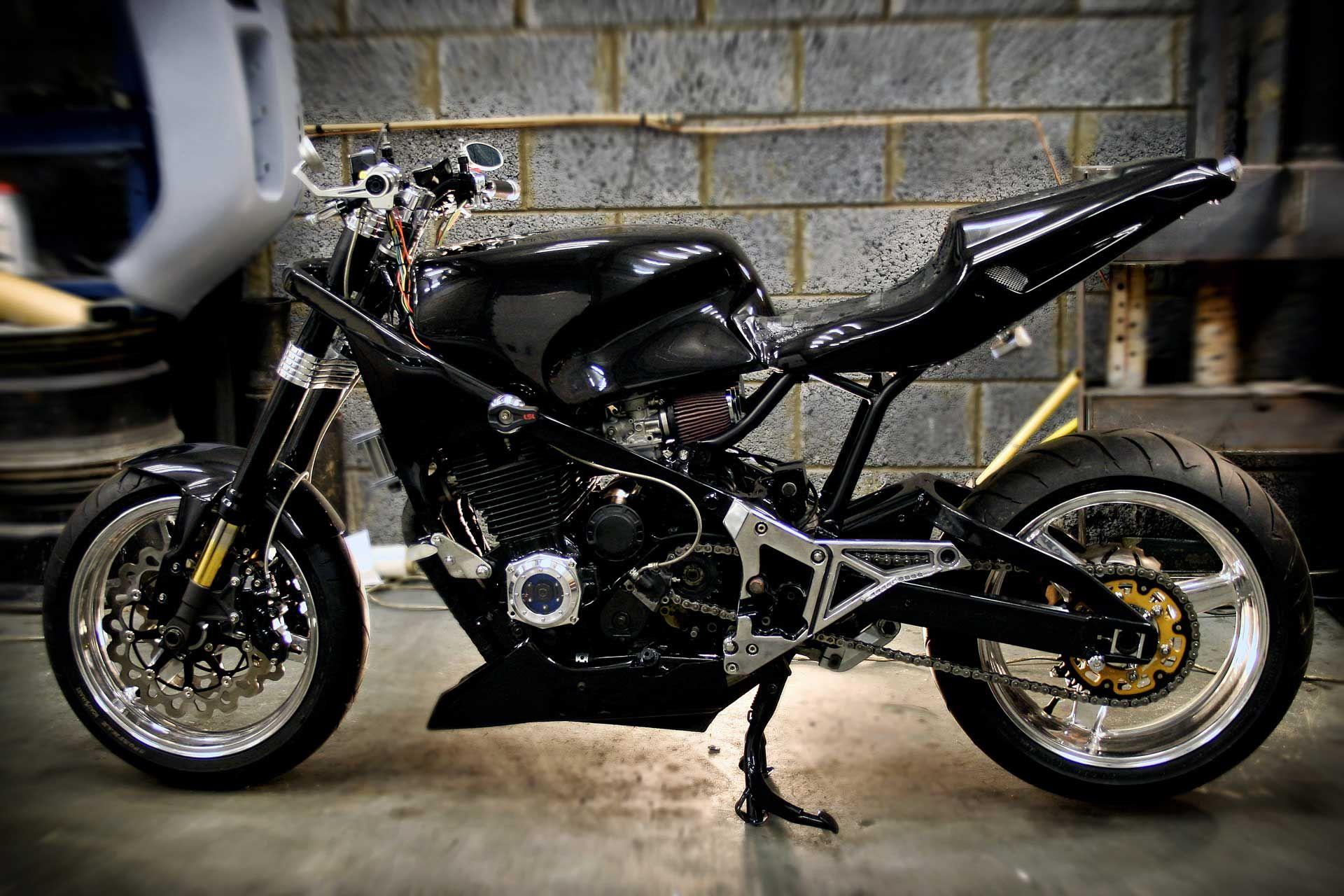 Yamaha FJ 1100 by Metatron Design