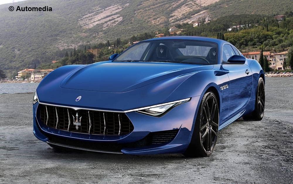 AllNew Maserati Coming In May 2020 and The Sound Clip Is Promising
