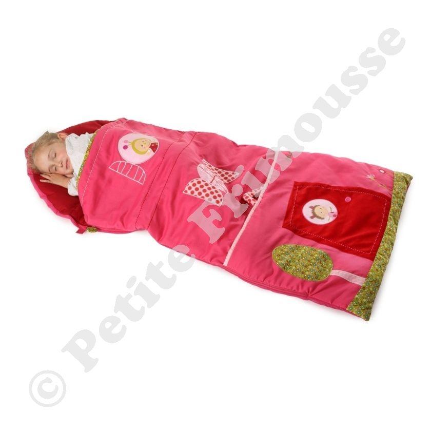 sac de couchage fillette