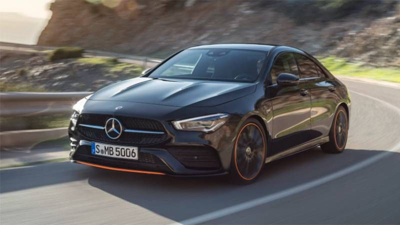 Here S Your First Look At The 2020 Mercedes Benz Cla Before You Re