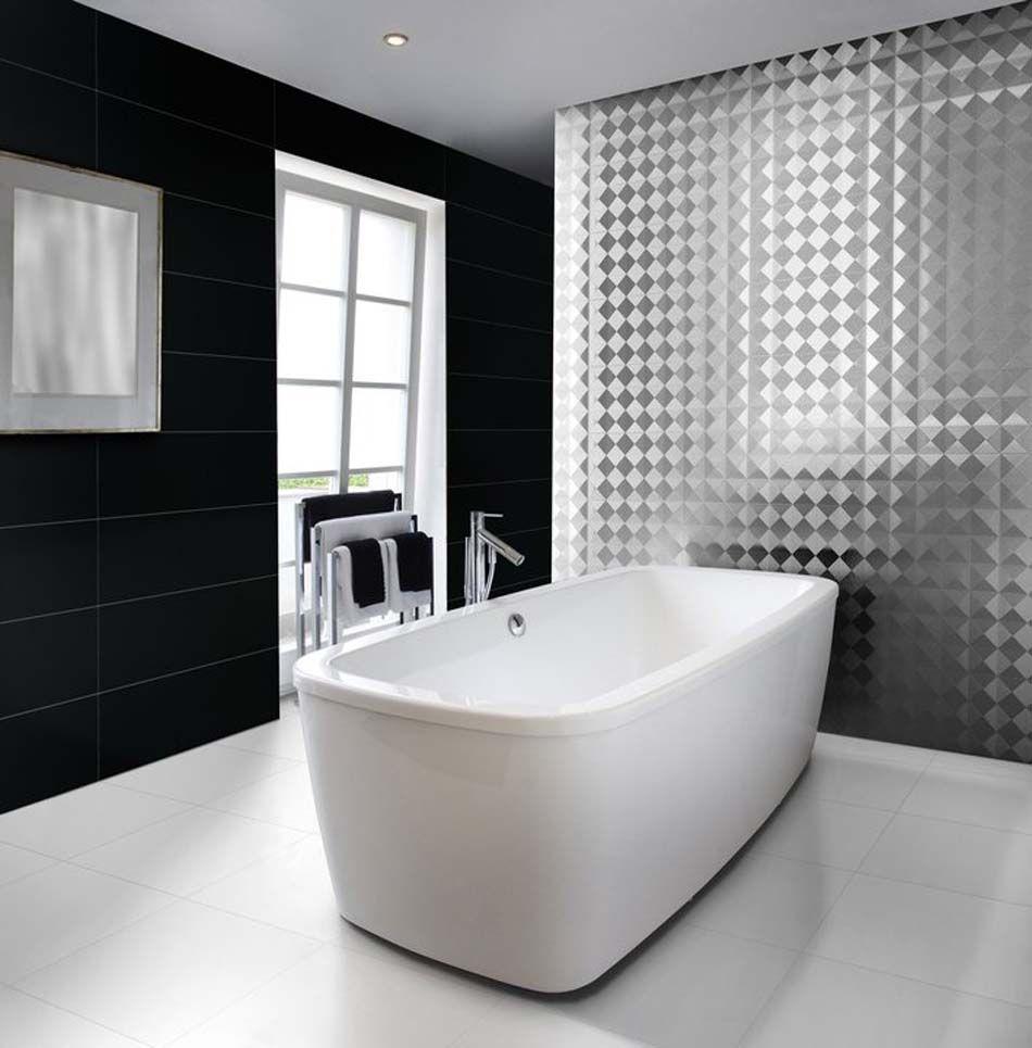 Salle de bain contemporaine à l\'allure élégante et zen par Aparici ...