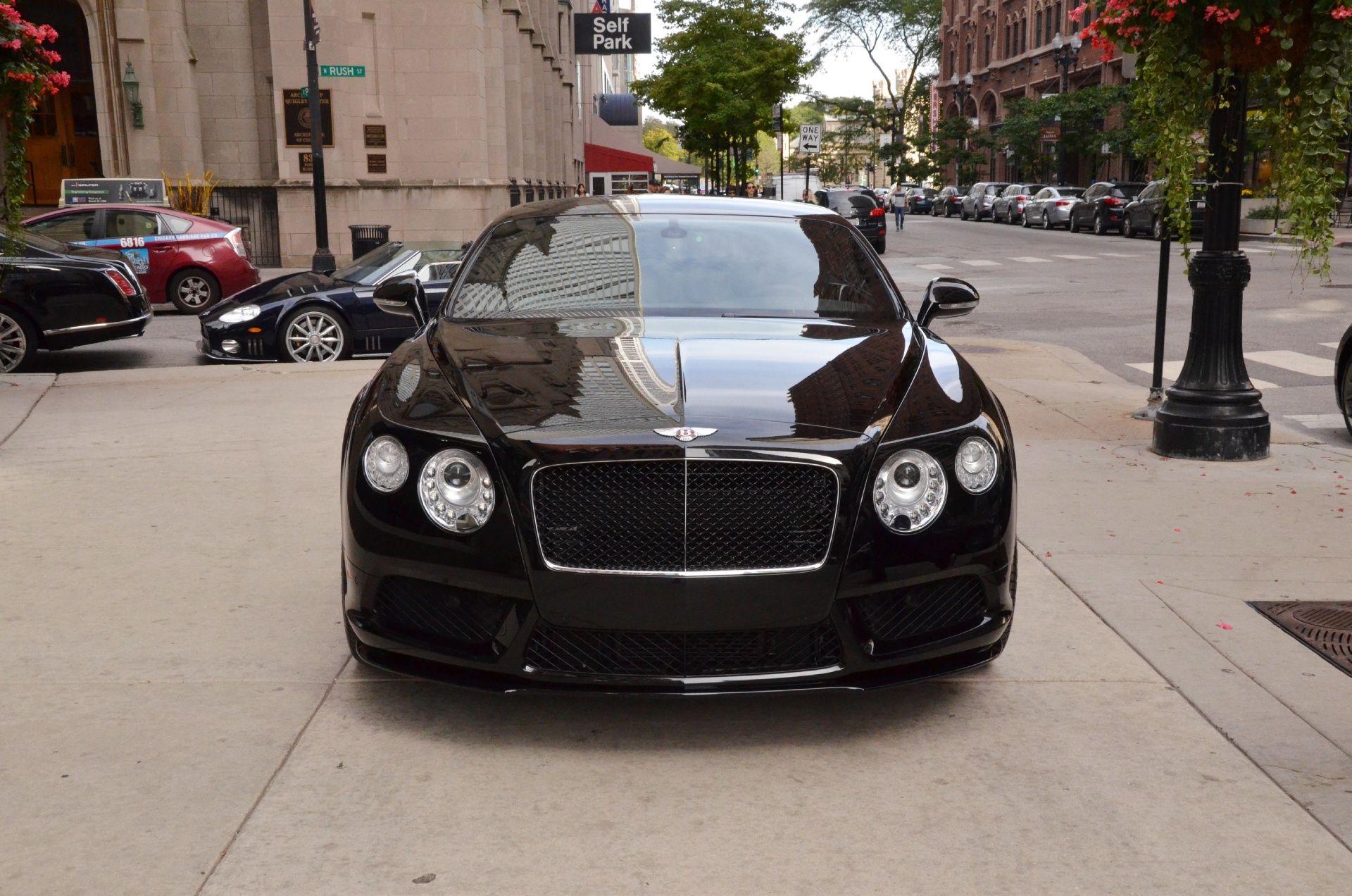 Bentley Continental GT V8 S Bentley Pinterest