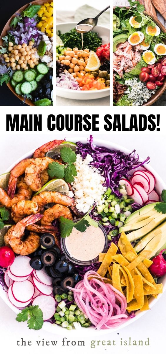 Take my Main Course Salad Challenge! images