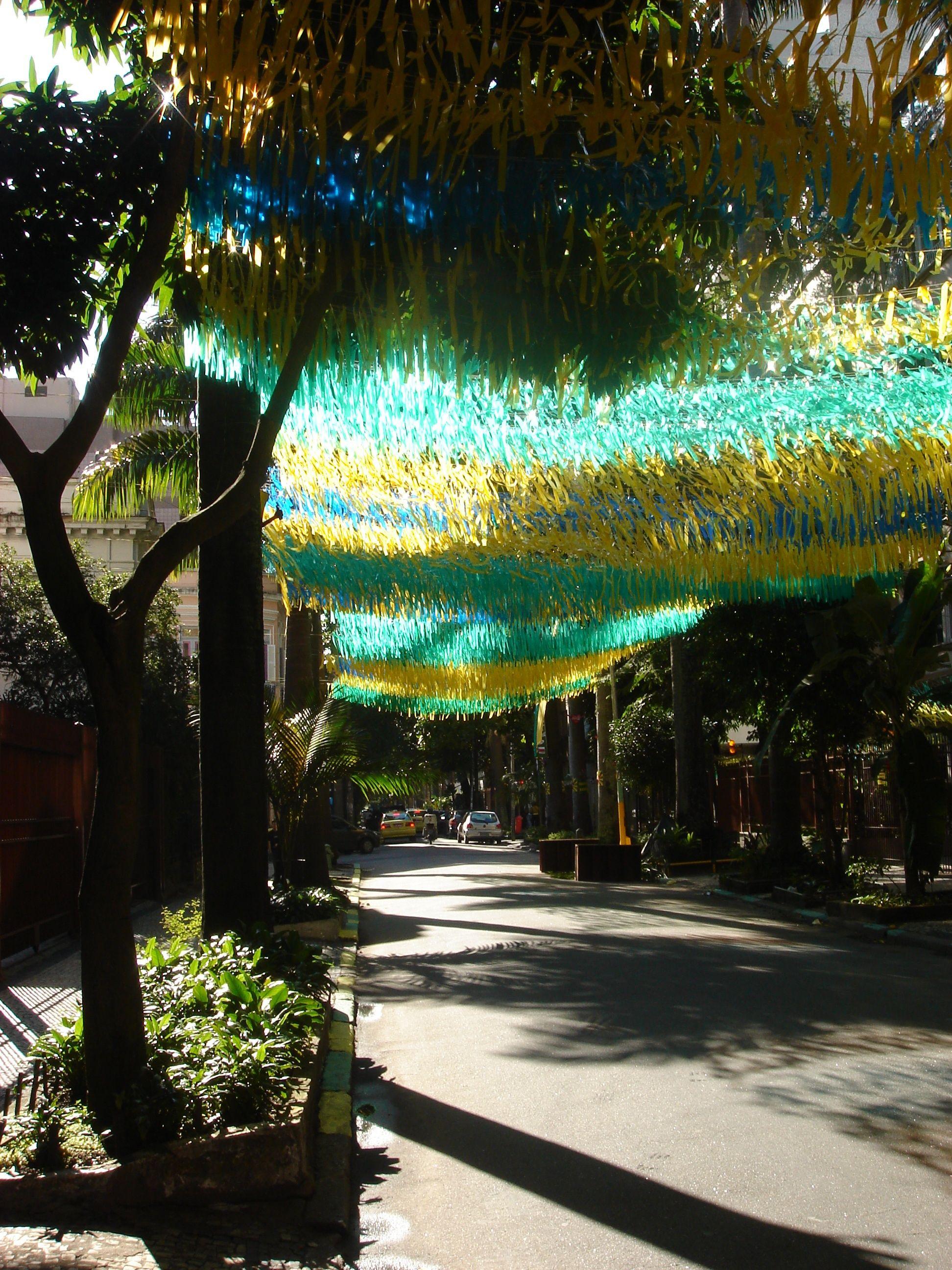 Rua Paissandu - Rio de Janeiro / Brasil
