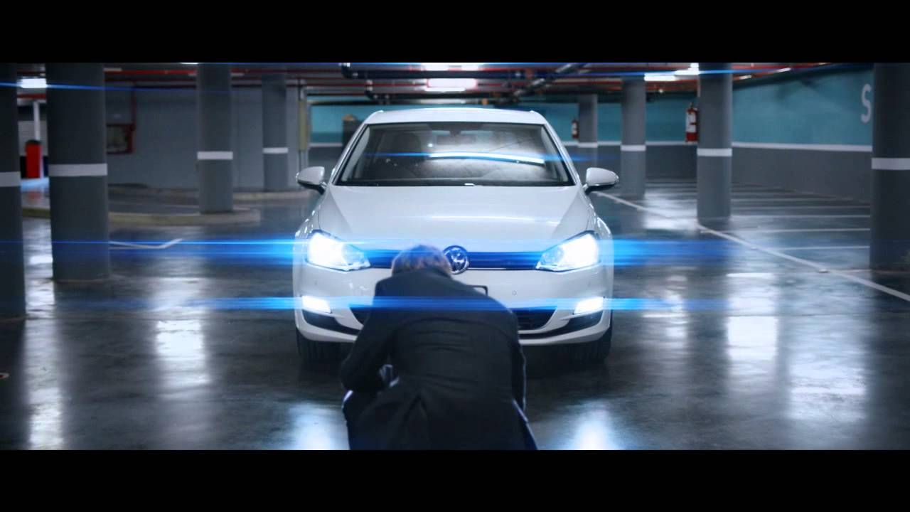 "VW Golf Ad ""Special Feature"" ] Volkswagen Pinterest"