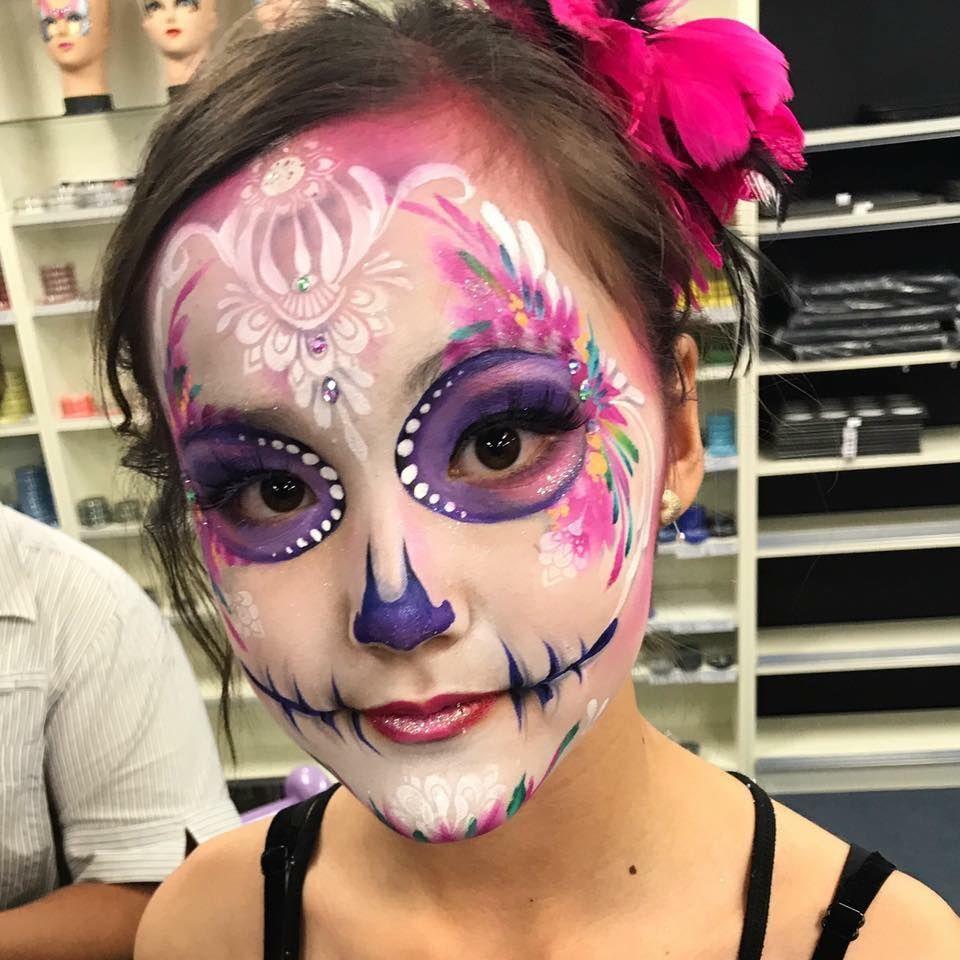 10++ Como pintar la cara blanca para halloween ideas in 2021