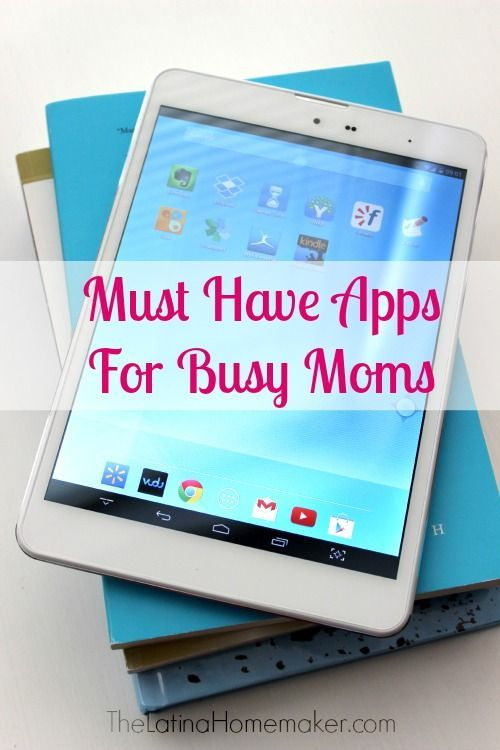 Must Have Apps For Busy Moms With TMobile Free Data Apps