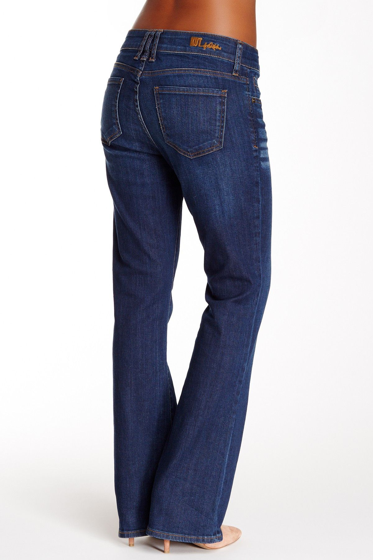 de00321f069 KUT from the Kloth - Nicole High Rise Bootcut Jean (Petites) at Nordstrom  Rack. Free Shipping on orders over $100.