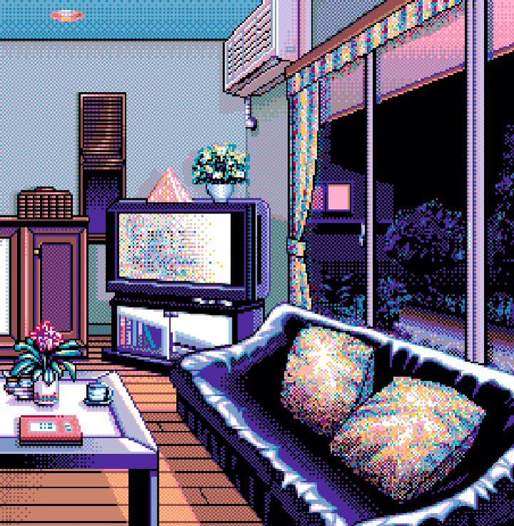Project 2  16 Bit Video Game Style Design Inspiration