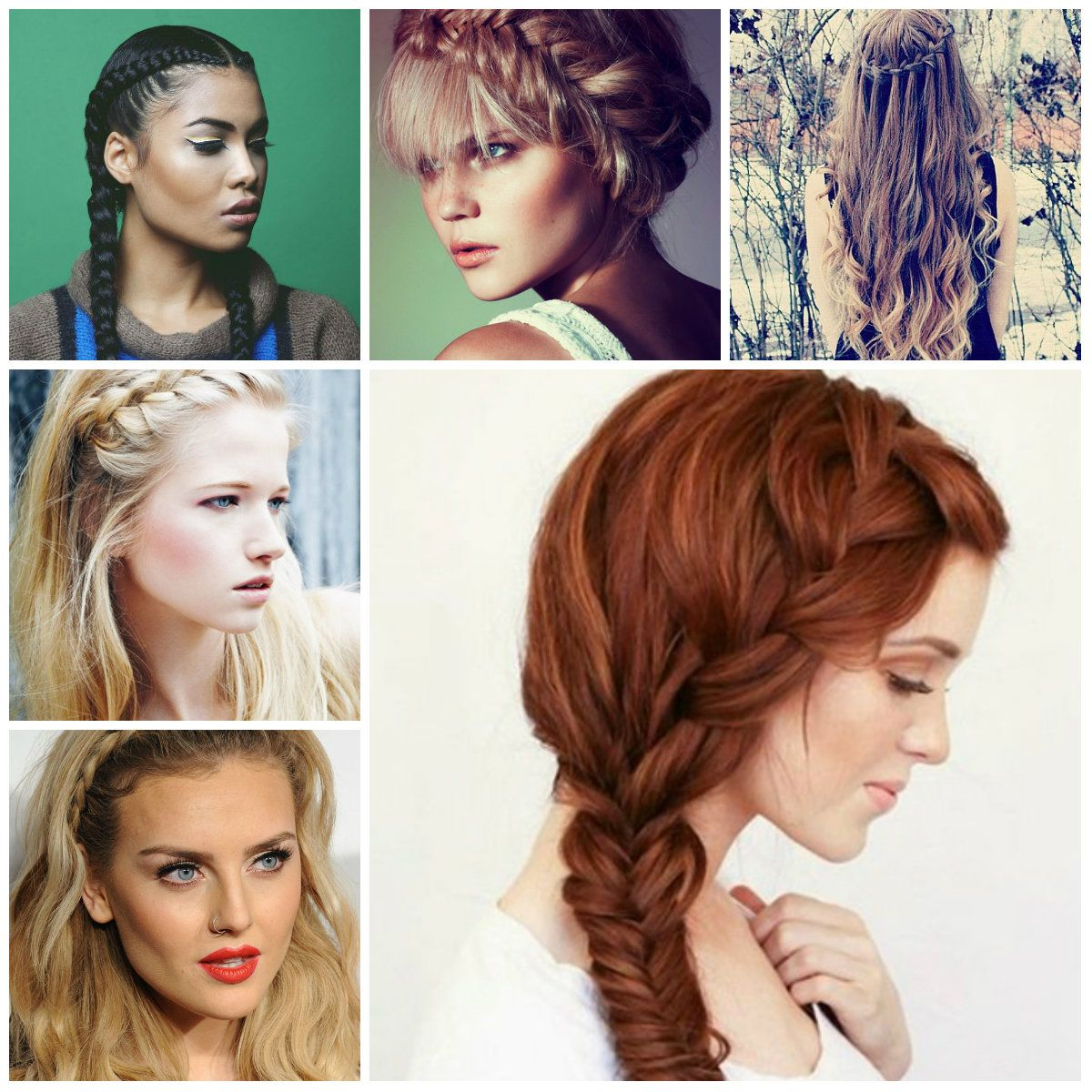 11 Braided Hairstyles for 2016 | Trendy Hairstyles 2015 / 2016 for ...