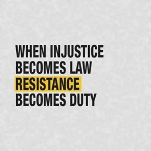 When Injustice Becomes Law Resistance Becomes Duty Resist Quotes Law Quotes Patriotic Words