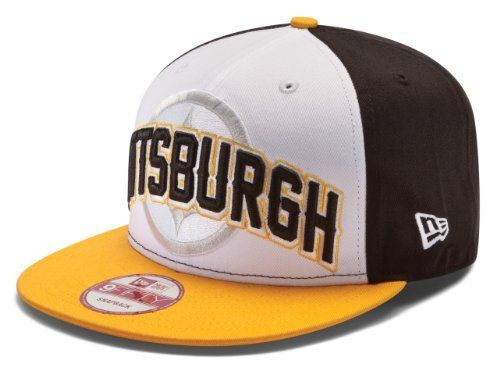 d7ff569a32134 NFL Pittsburgh Steelers Draft 9Fifty Snapback Cap