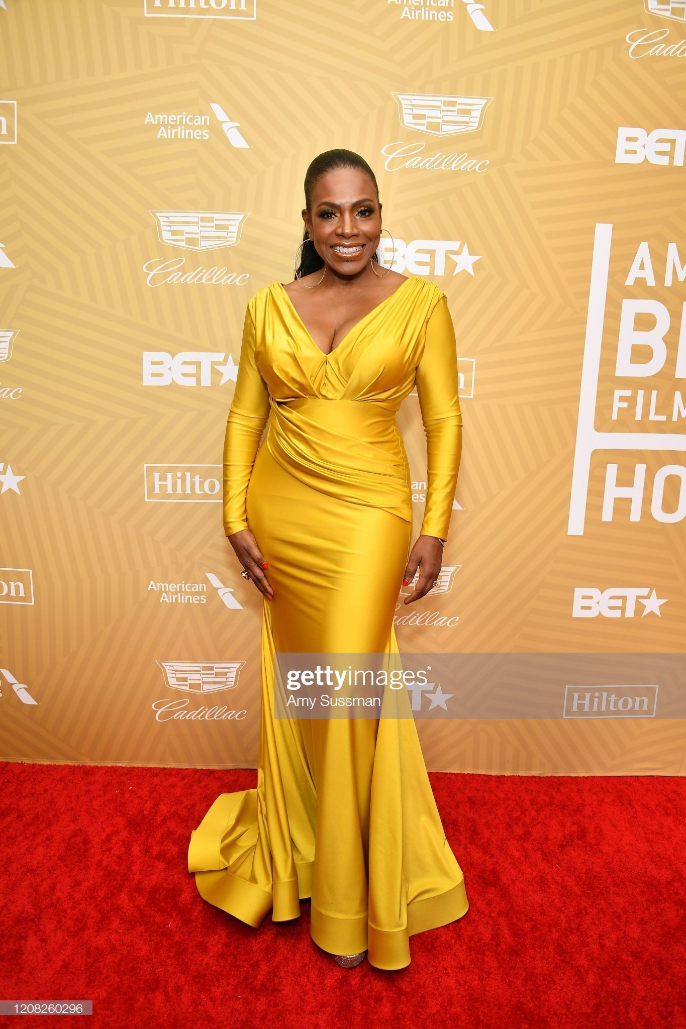Sheryl Lee Ralph attends the American Black Film Festival