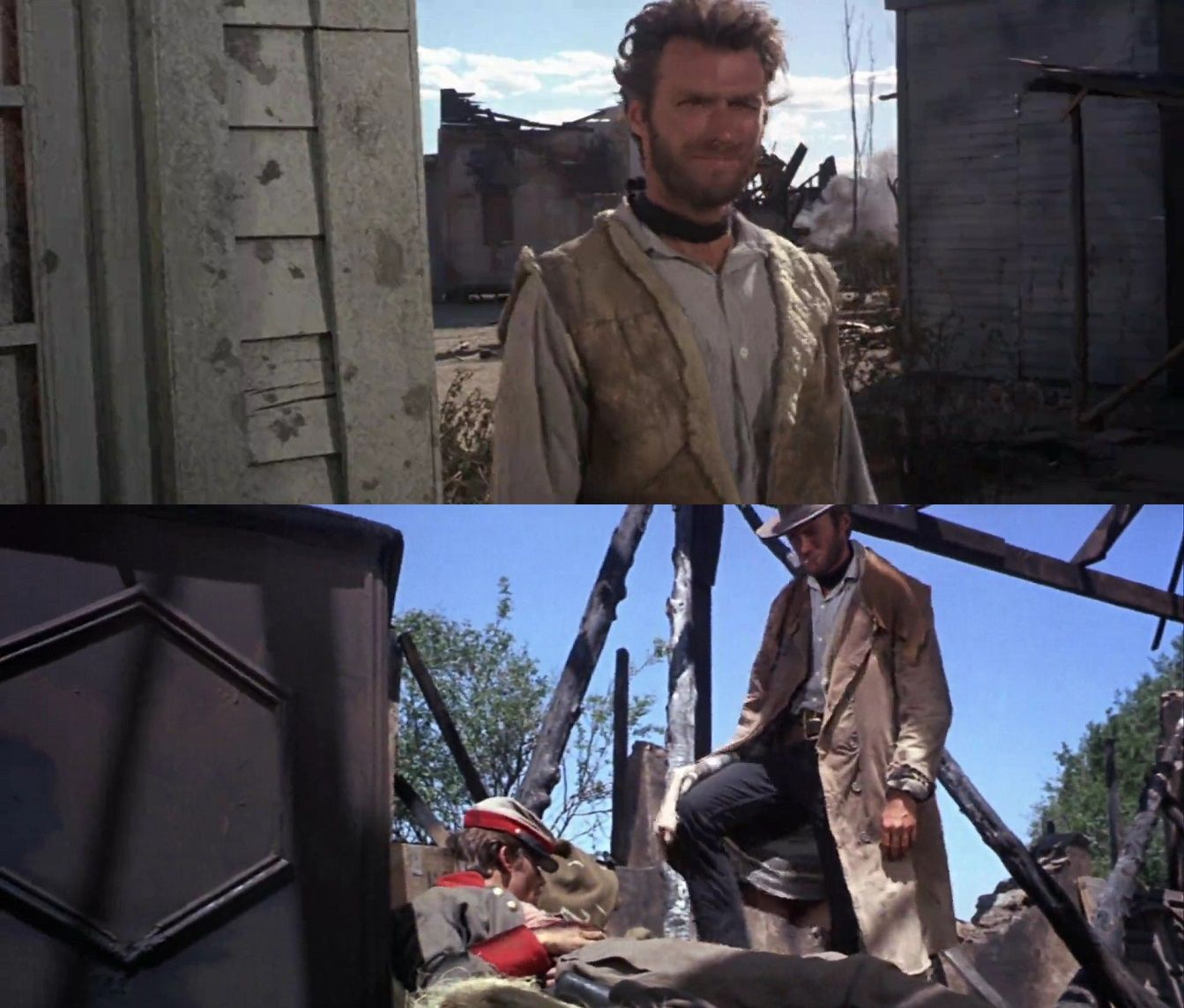 The Good, The Bad and The Ugly Sergio Leone Costumes by Carlo Simi Clin Eastwood