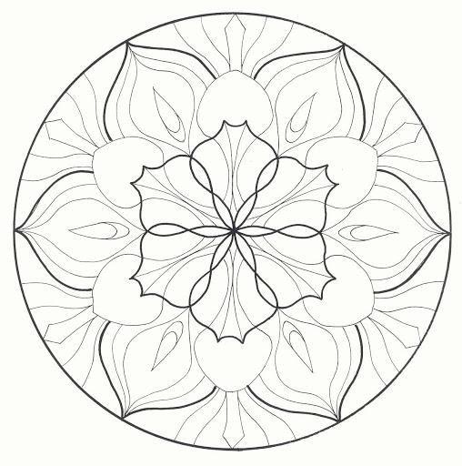 Flor de loto  Dibujalia  Dibujos para colorear  Pasatiempos