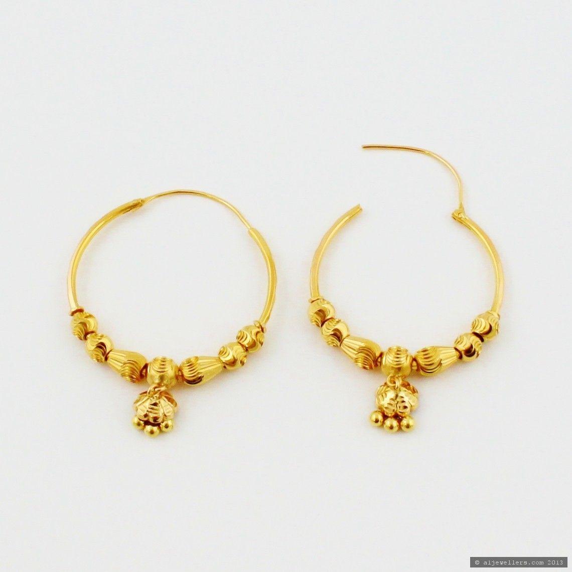 Afbeeldingsresultaat voor stud chain earring gold | Wedding ...