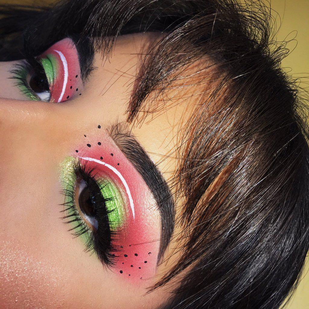 Tumblr art Makeup foto