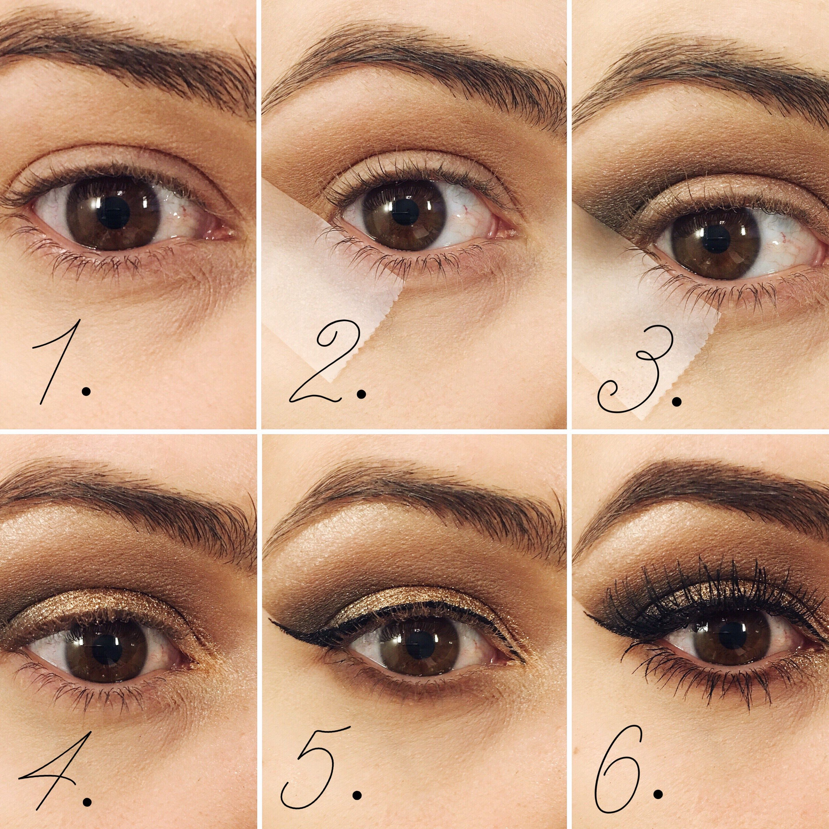 New Year's Eve Makeup Tutorial - Simply Glam Girls. Gwen ...