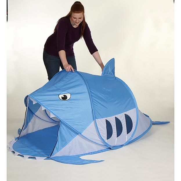Northwest Territory Animal Pop Up Tent Shark Toddler