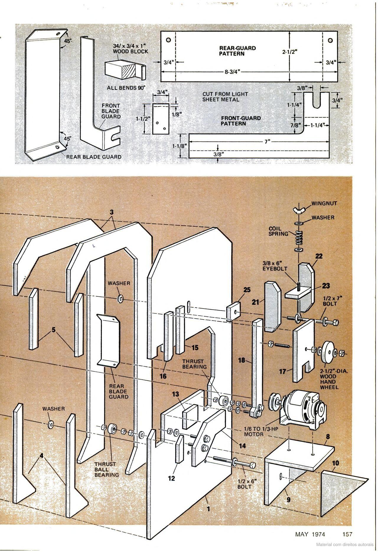 Popular mechanics google livros maquinas para