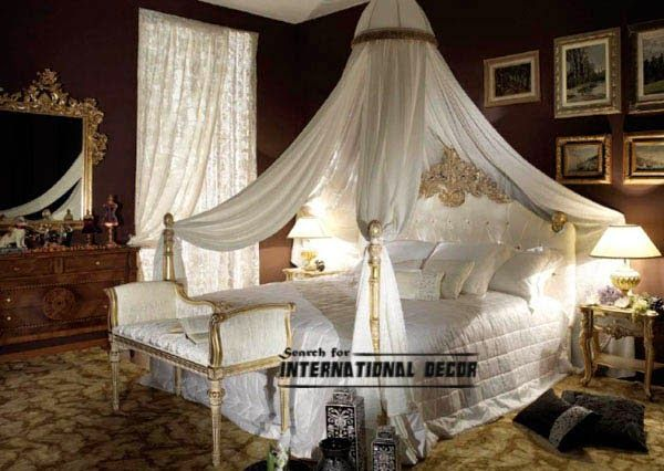 four poster bed and canopy for romantic