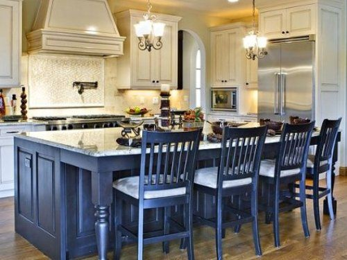 Kitchen Island Instead Of Table Kitchen island table ideas and tips projects to try pinterest kitchen island table ideas and tips workwithnaturefo