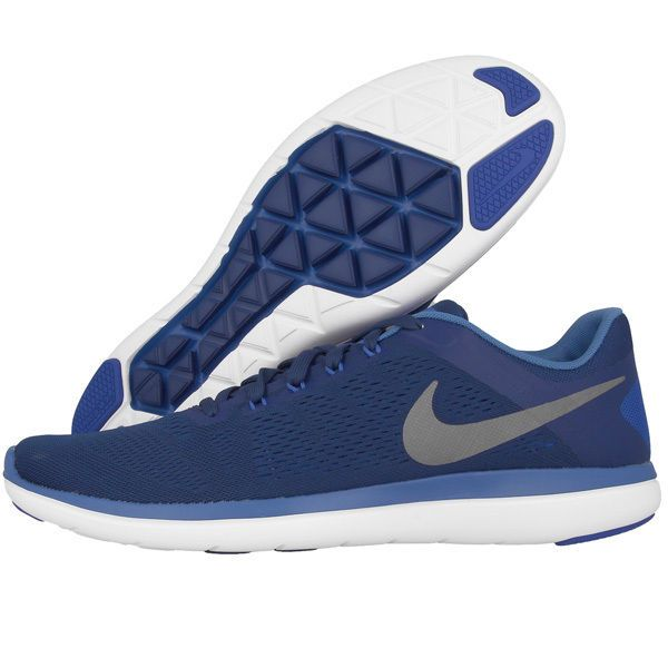new arrival 8827a 17aed Nike Flex 2016 RN Men s Running Shoes Bllue 830369-403 size 13  Nike   AthleticSneakers