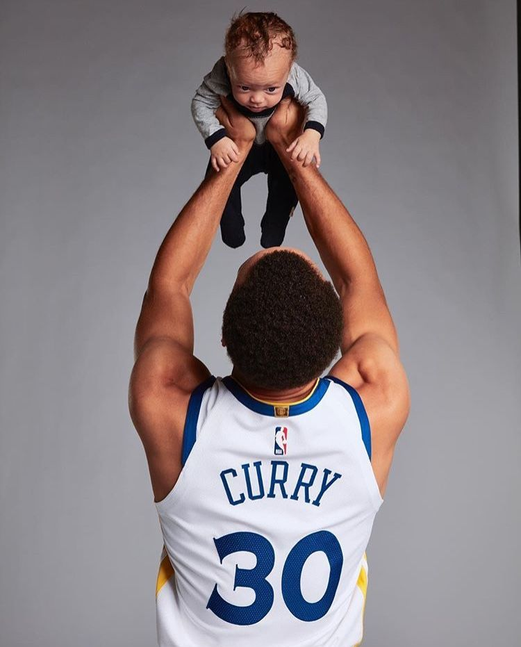 ec13ce001f7 Stephen Curry and Canon Curry