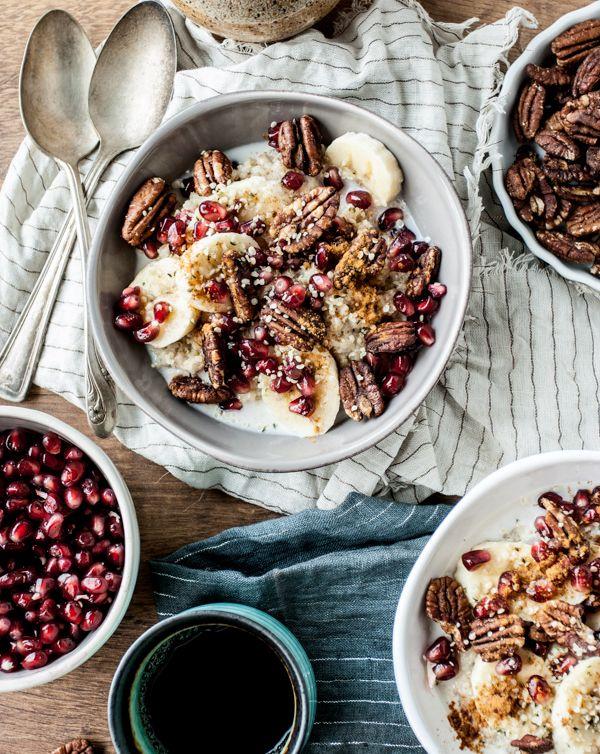 winter spiced breakfast porridge dishing up the dirt lunch pinterest porridge fr hst ck. Black Bedroom Furniture Sets. Home Design Ideas