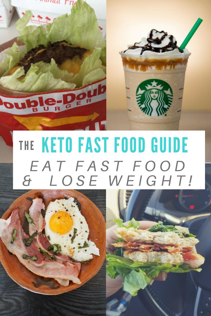 Guide to Fast Food on Keto | Keto | Keto diet guide, Keto, Keto fast food