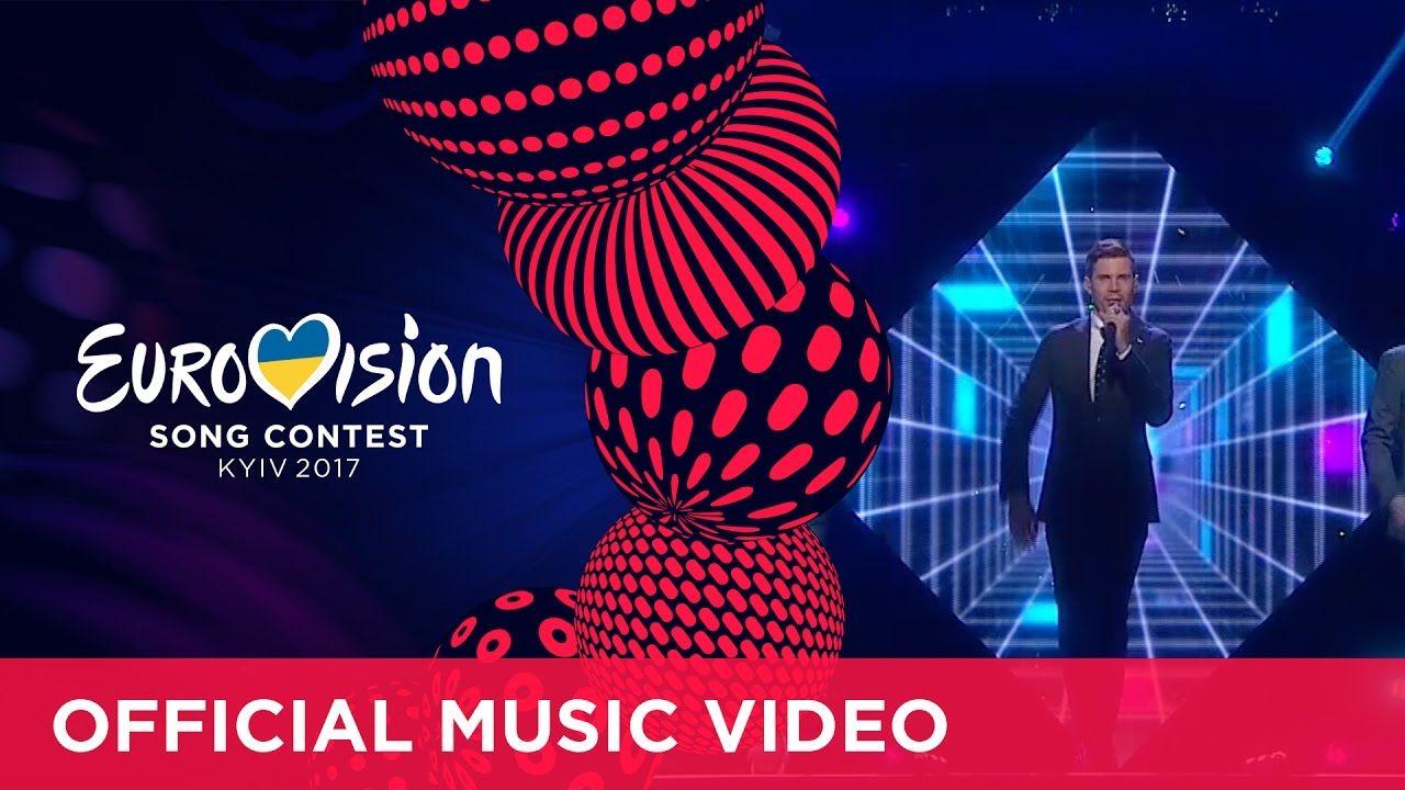 Robin Bengtsson I Can T Go On Sweden Eurovision 2017