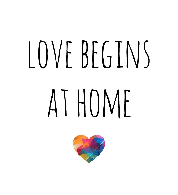 Image result for love begins at home