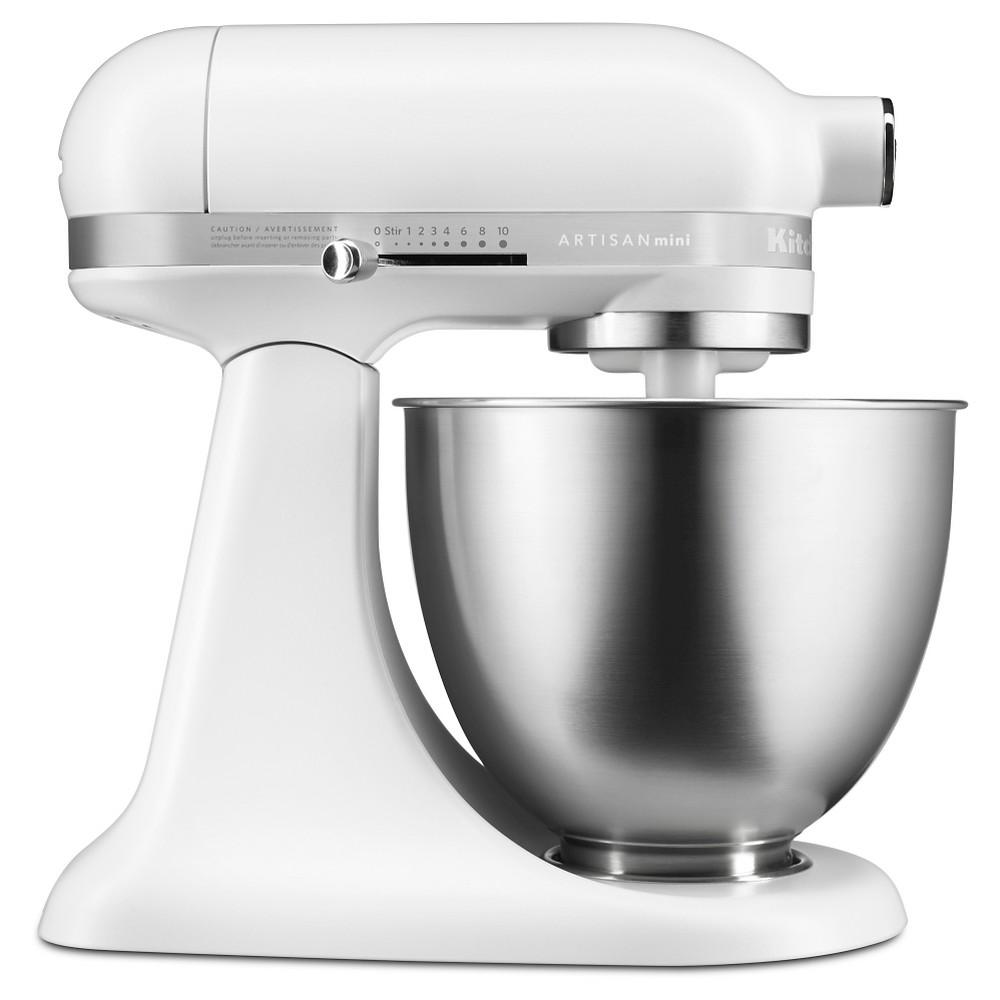 KitchenAid Artisan Mini 3.5 Quart Tilt-Head Stand Mixer - KSM3311X ...