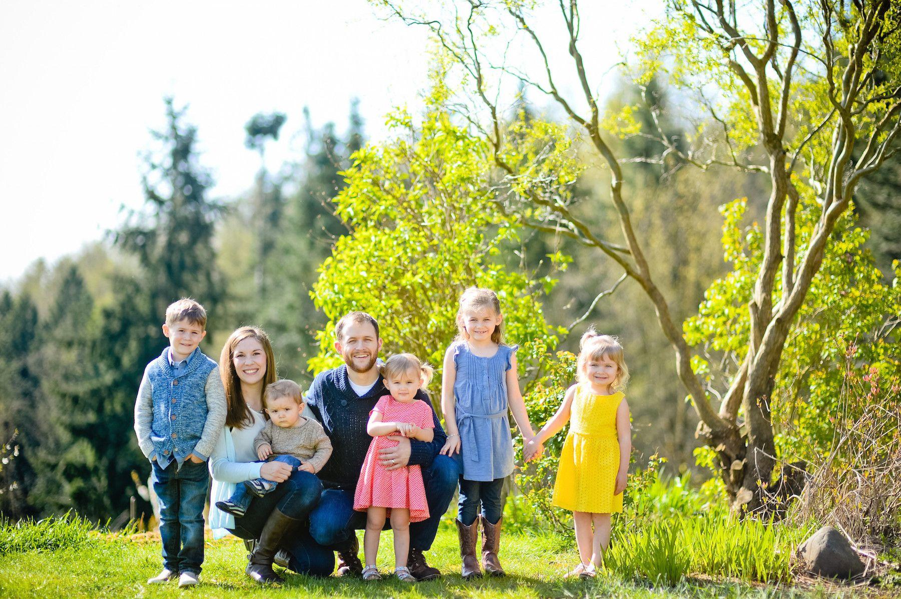 joe stout and family