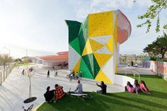 Architects: Selgas Cano / Jose Selgas, Lucia Cano Location: Merida, Spain Client: Junta de Extremadura Project Year: 2011 Project Area: 3,090