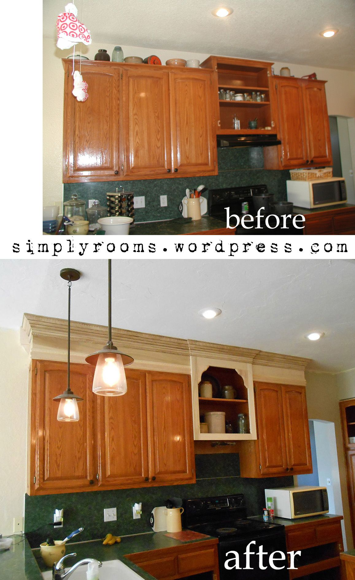 Project Making An Upper Wall Cabinet Taller Kitchen Kitchen Cabinets To Ceiling Kitchen Cabinet Remodel Cabinets To Ceiling
